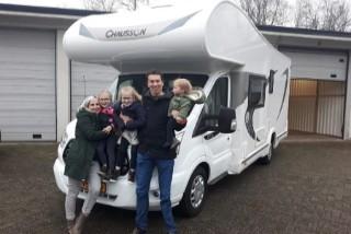 Auto Import Coach hielp deze mensen aan de juiste camper