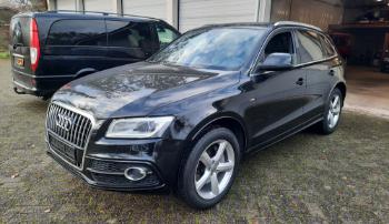 Audi Q5 geïmporteerd voor tevreden klant